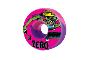 Zero Street Demon Swirl Wheel 51mm