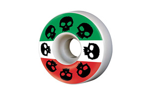 Zero Cervantes Multi Skull Wheel 53mm