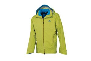 Adidas Hiking 2.5-Layer Hybrid CPS Jacket 2 - Mens