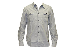 Burton Harker Long Sleeve Shirt - Mens