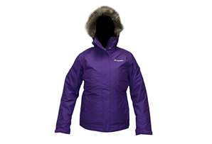 Columbia Shimmerlicious™ Down Interchange Jacket - Womens