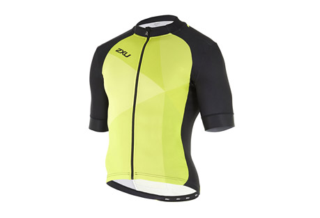2xu perform pro cycle jersey - men's- Save 57% Off - 2XU Men's Apparel Size Chart  Featuring a stylish Euro cut collar and three rear pockets, this piece is finished with a non-constricting cuff with bonded silicone for security and comfort against the skin. The contoured details and flexible material allow for the perfect fit, even through extensive movement. It's an ideal jersey for races, marathons, and more.  Features:  - Contoured paneling  - 3 rear pockets for storage  - Non-constricting cuff with bonded silicone for secure fit  - HIGH FIL SUB moisture management  - AERO MESH X breathable technology