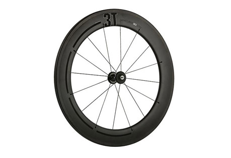 3T Mercurio 80 LTD Stealth Rear Wheel