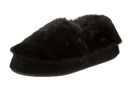 Acorn Tex Moc Slippers - Womens