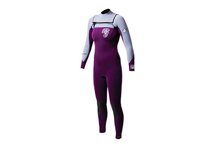 Body Glove 4/3 mm Fusion Neo Zip Fullsuit   Womens