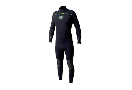 Body Glove 3/2 mm ECO Fullsuit   Mens   aa/black,