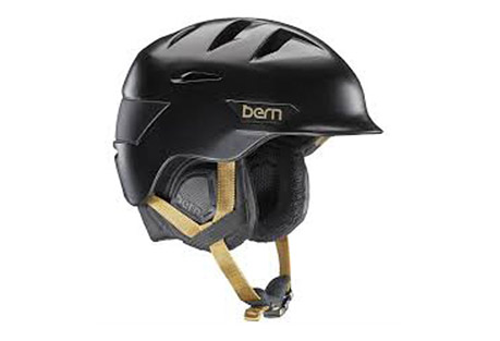 hepburn helmet - women's 2016- Save 44% Off - Size Chart  The Hepburn features Bern's Zip Mold technology for light weight and a low profile.  A BOA fit system allows for a precise fit and the internal vents are also adjustable.   Features:  - Weight 475g  - Meets CPSC, ASTM F 2040, EN 1077B, EN 1078 standards  - Zip Mold construction  - Internal adjustable vents  - Cold weather liner with micro adjustable fit system  - Last Chance: Discontinued Style  Sizing:  - XS/S: 52 - 55.5 cm  - S/M: 54 - 57 cm