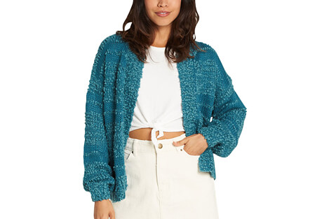 Billabong Just Fur You Sweater - Women's