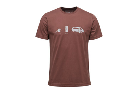 Black Diamond SS Dirtbag Tee - Men's