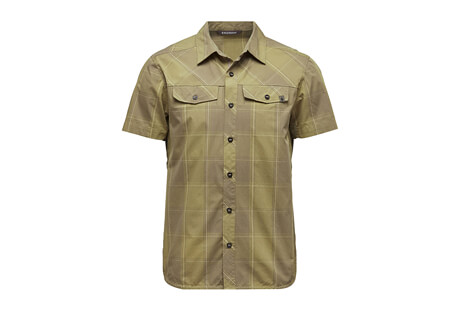 Black Diamond SS Technician Shirt - Men's