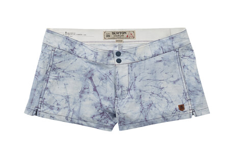 Burton Sheerwater Hybrid Short - Women's