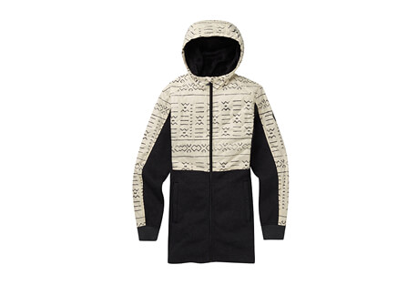 Burton Embry Full Zip Fleece - Women's