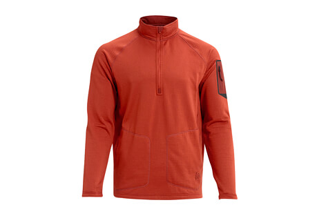 Burton ak Grid Fleece Half-Zip Pullover - Men's