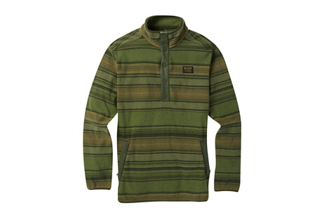 Burton Hearth Fleece Anorak - Men's