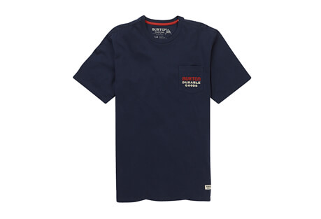 Burton Backtrack Short Sleeve T-Shirt - Men's