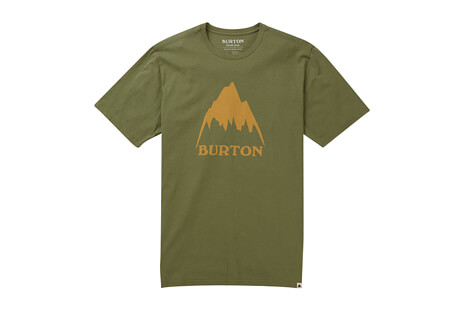 Burton Classic Mountain High Short Sleeve Tee - Men's