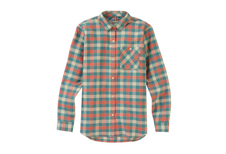 Burton Grace Long Sleeve Flannel - Women's