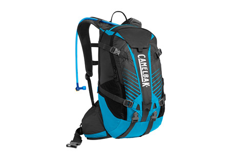 camelbak k.u.d.u. 18 100 oz hydration pack- Save 60% Off - A lightweight and streamlined Enduro pack built for outdoor excursions. It has integrated back protection, 18 liters of cargo and armor carry. Dual Slider sternum straps help keep the pack secure as you move.  Features:  - Helmet hooks  - Integrated rain cover  - Bike tool organizer roll  - Armor carry  - Four point compression  - Dual Slider(TM) sternum straps  - Back Panel: XV(TM)  - Harness: Independent Suspension(TM) with ultra light 3D mesh & Dual Slider(TM) sternum straps  - Belt Sizing: Load bearing with cargo pockets & two-layered mesh / fits 26-46