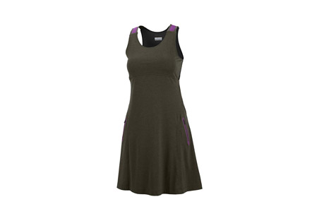Columbia Roamin' Right Knit Dress - Womens