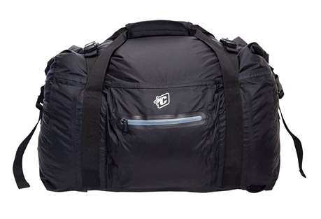 creatures of leisure dry lite duffle bag- Save 41% Off - Creatures of Leisure The Dry-lite Duffle is a new 100% Waterproof duffle bag which can turn into a backpack. Can be use as a waterproof luggage solution for boat trips.   Features:  - 35 Liters   - Liteweight 500 grams  - 210 Nylon with PU Coating   - All seams are PU coated and waterproof  - Rolltop closure