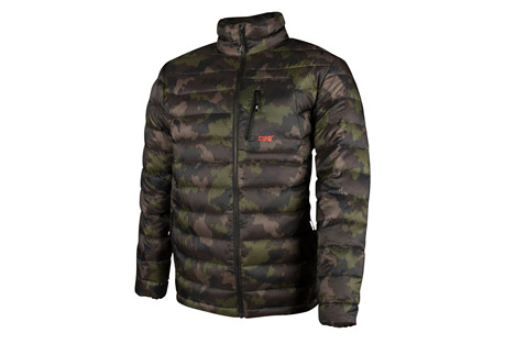 cirq pax 700 down jacket - men's- Save 65% Off - >Nothing beats down's warmth to weight ratio, ease of care and versatility. Cirq's Pax down jackets and vests are a great investment in warmth.  They'll serve as standalone outerwear or as insulation under your waterproof shell of choice (we recommend the Rudy 3-Layer jacket for the ultimate cold weather system). Once you put on the Pax, it'll become a trusted companion for a day of deep snow, cool morning campsites or fall afternoon walks.   Features:  - 90/10 Premium Goose Down  - 700 Down Fill Power  - Shell & Lining: 2OD 100% Polyester Down Proof Mini Ripstop   - Teflon DWR Coating   - Interior Hem Drawcord   - Hidden Elastic Cuff  - 2 Zipper Handwarmer Pockets  - 1 Zipper Chest Pocket  - Brushed Tricot Lined Chin Guard  - Interior Pack Pocket with Zipper  - YKK Premium Zippers  - Total Garment Weight (Large): 13 ounces