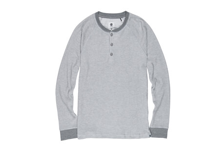 Element Henley Long Sleeve - Men's