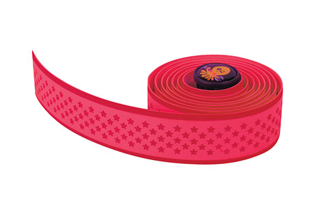 eclypse road polymer omni grip handlebar tape- Save 62% Off - A durable and soft roll of handlebar tape. It's made from high quality EVA Polyemer material that protects your hands from blisters. It's 2100mm long and 2.5mm thick.  Features:  - Durable and soft EVA Polymer material  - High grip in all riding conditions  - 2.5mm thick x 2100mm long  - Eclypse end plugs included