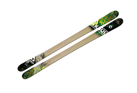 Fischer WATEA 98 Backcountry Twin Tip 186   root, 186cm