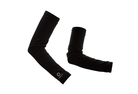 Greenlayer Arm Warmers - Unisex - black, medium