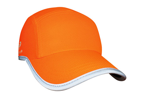 headsweats reflective race hat - women's- Save 56% Off - The Headsweats High Visibility Reflective Race Hats feature a proprietary Eventure(TM) reflective fabric, and they're made of lightweight polyester with a highly reflective surface treatment. These high visibility hats, with their bright neon orange-colored shell and reflective trim, will keep athletes safe during those early morning or late evening training runs. The Eventure(TM) knit shell and Eventure(TM) terry sweatband create maximum airflow and moisture transfer, and these race hats dry three to four times faster than cotton.  Features:  - Classic style, superior run-hat fit  - Eventure knit shell  - Eventure terry sweatband  - Reflective piping around brim and bottom of hat  - Flat front panel perfect for custom logo application  - Black undervisor to reduce glare  - Adjustable rear buckle with ponytail opening  - One size fits most  - Machine washable; air dry  - Does not shrink