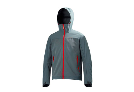 Helly Hansen Verglas Hybrid Softshell 2   Mens   smoke