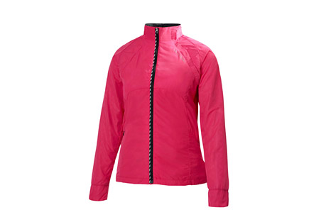 Helly Hansen Windfoil Jacket - Wms - begonia, medium