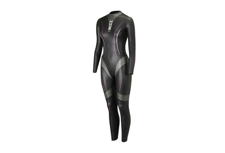 huub aura 3:3 wetsuit - women's- Save 56% Off - Huub Aura Women's Wetsuit Size Chart   For the Aura 3:3, Huub felt it was about time that the female wetsuit was more than a sculptured mens suit designed with curves and patterns that simply fit the female form. They took the time to look further into the needs of the female athlete when swimming. The unique buoyancy levels of the HUUB Aura wetsuit allow the swimmer to maintain an effective kick and waterline position designed to maximize flow around the body and improve swim speed by not lifting the body too high out the water.  Features:  - 3:3 thickness  - Unrivaled 3mm neoprene for correct buoyancy level and all over body flexibility never before offered in a female suit  - X-O Skeleton for body alignment and Buoyancy  - Bicep release for stroke efficiency  - Arm Crossover alignment for correct positioning and reduced snaking/Fish tailing in the water  - Calf Release for improved kick, propulsion and circulation  - Break-away zipper for Transition speed  - The most flexible lining material available  - Neoprene flexibility, thickness and stretch combination unmatched in the industry  - Neoprene 80% - Nylon 20%