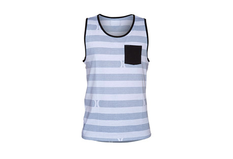 Hurley Mooney Pocket Knit Tank - Mens