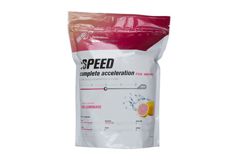 INFINIT :SPEED Pink Lemonade High-Intensity Fuel for Women - 22 Servings