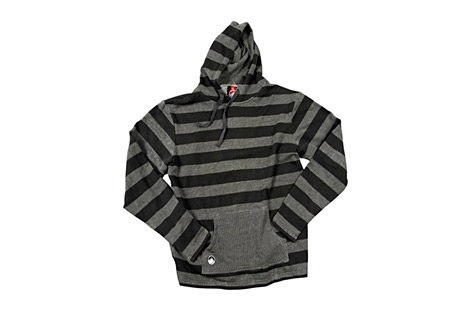 Liquid Force TJ Pullover Hoodie - black, medium
