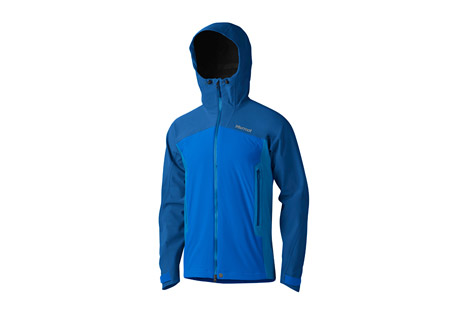 marmot misto jacket - mens- Save 40% Off - The Misto Jacket loves active use in a wide temperature range. A get-up-and-go jacket, the lower body of the Misto is made with incredibly breathable fabrics that allows efficient thermal regulation, meaning you won't heat up when active but will still keep warm. Polartec(R) Alpha(R) insulation fills the front torso to crank up extra warmth while ultra flexible, breathable and lightweight Polartec(R) Neo Shell(R) pieces reinforce the shoulders and hood making them waterproof and highly protective.  FEATURES:  - Angel-Wing Movement   - Attached Storm Hood with Laminated Brim  -  Elastic Draw Cord Hem, Marmot M2 Softshell  -  Pack Pockets with Water Resistant Zippers  - Polartec Power Shield Fabric  -  Polartec Alpha Insulation in Front Torso  - Polartec NeoShell Waterproof/Breathable Stretch Softshell Fabric   -  Water-Resistant CF Zipper  - Zonal Seam Taped   - Last Chance: Discontinued Style