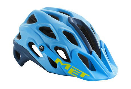 met helmets lupo helmet- Save 47% Off - Your all mountain epic adventure begins with the Lupo. The perfect balance between aggressive styling, ventilation and comfort. The Lupo gives great protection to the rear and sides of the head and is ideal for many hours in the saddle. Weighing only 270 grams the Lupo is one of the lightest all-mountain helmets on the market.  Features:  - Micrometric adjustable visor with front air-intake: Lupo's micro-metric adjustable visor can be angled however you want it. Integrated ventilation on the visor direct optimal airflow through the helmet  - Perfect for glasses and goggles: The perfect predator adapts to all conditions. The Lupo can be used either with your cycling glasses or with goggles  - Safe-T Advanced Fit System: MET's top of the line fit system, provides the best weight and comfort ratio. The contact points have a larger cradle surface increasing comfort and are also designed to keep weight low and allow perspiration at the back of the head  - Kevlar Straps: Kevlar straps are lighter, stronger and more breathable than a normal helmet strap. They also do not stick to the face as easily when temperatures begin to increase  - DualGel Front Pad: Helps to keep your head cooler when pushing the limits. The gel pad does not absorb perspiration and offers a much longer life span than traditional foam pads  - Outer shell construction: In-Mould  - Inner shell: Shock absorbing polystyrene  - Chin strap buckle: Anti-pinch buckle   - Straps and Divider: Kevlar straps. Anti-slip cam divider  - Strap anchor: Embedded rear Strap anchor  - Fit system: Safe-T Advanced  - Visor: Multi adjustment  - Comfort: Gel front pad and Coolmax anti-allergenic interior padding. Hand washable  - Be seen: Reflective rear sticker  - Compatibility: MET USB LED light  - Certifications: CE, AS/NZ, US  - Weight: 300 gr (Medium)  Sizing:  - Medium: 54/58 cm  - Large: 59/62 cm