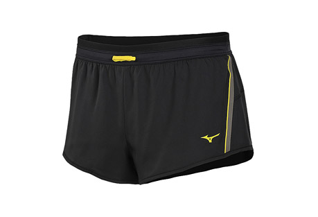 Mizuno Firefly 2.5 SQ Shorts - Womens: Save 78% Off - Guaranteed to please light and breezy DryLite  Features:  - Circular Drawcord  - Back center storage pocket  - Gusseted for maximum comfort  - Material: 100% Polyester  - Last chance: discontinued color
