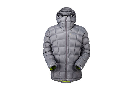 Montane North Star Jacket   Mens   steel/vivid, medium