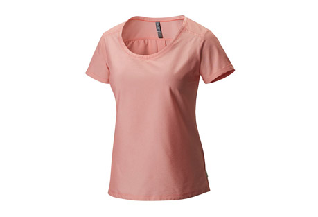 Mountain Hardwear Citypass(TM) Short Sleeve Shirt - Women's