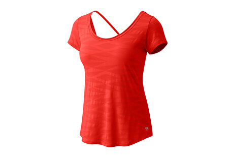 Mountain Hardwear Breeze VNT Short Sleeve T - Women's