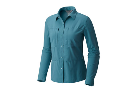 Mountain Hardwear Canyon Pro Long Sleeve Shirt - Women's