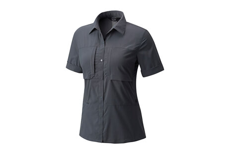 Mountain Hardwear Canyon Pro Short Sleeve Shirt - Women's