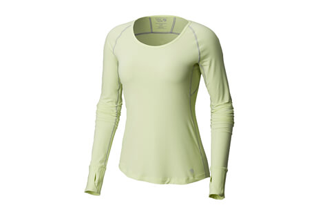 Mountain Hardwear Butterlicious Long Sleeve Crew - Women's