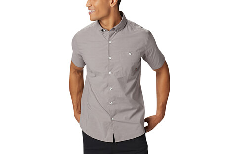 Mountain Hardwear Clear Creek Short Sleeve Shirt - Men's