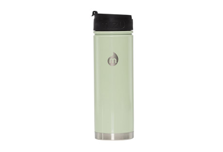 mizu v7 insulated stainless steel coffee mug - 22oz- Save 48% Off - When a full working days' worth of steaming hot caffeine or ice-cold water is what you need, the V7 is your answer. Just like the V5, it fits neatly into your car cup holder or the side pocket of your backpack. The coffee lid is practical but not fully leak proof.  Features:  - Insulated  - Wide mouth  - Fits in most cup holders  - 22oz