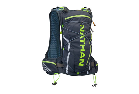 nathan vaporcloud hydration vest- Save 52% Off - UTMB-capable 2-Liter hydration vest with expandable cargo space, insulated bladder compartment and 3-D Cooling Channel for maximum breathability and comfort. Equipped with a 2L bladder with quick-release valve. Two front bottle pockets are compatible with 22 oz/650 mL Tru-Flex Bottles.  Features:  - 2-Liter hydration compatible  - Cargo storage  - 3-D Cooling Channel offers great breathability  - Quick-release valve  - Two front bottle pockets  Chest Sizing:  - XS: 31-35 in / 79-89 cm  - S/M: 33-38 in / 84-96 cm  - L/XL: 36-42 in / 91-107 cm