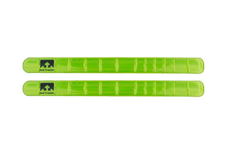 Nathan Reflex Reflective Snap Bands - 2 Pack