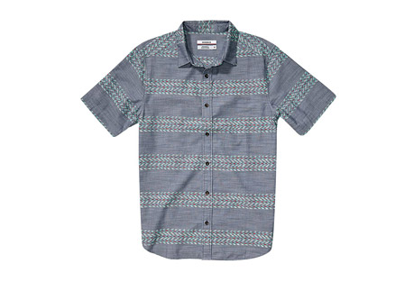 Nixon Leary Short Sleeve Shirt - Men's